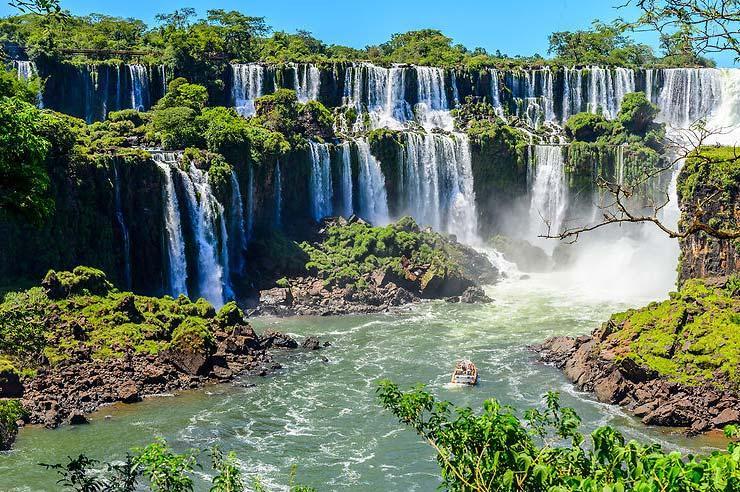 Аргентина, по следам миссий