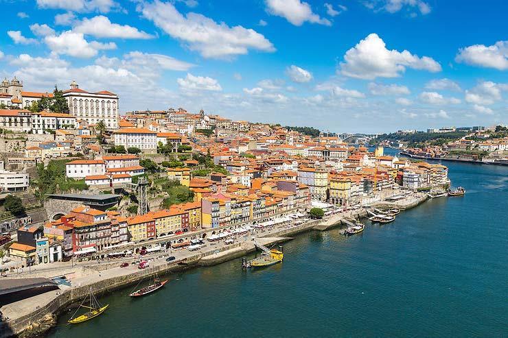 Порту и долина Дору - колыбель Португалии