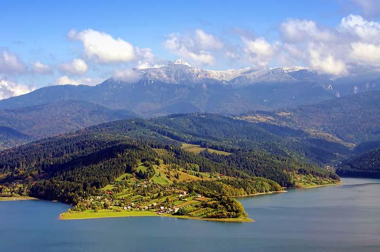 Румыния покоряет своей отдаленностью