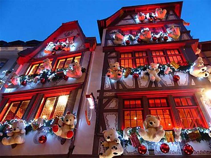 Лучшие направления в Европе для путешествий в декабре