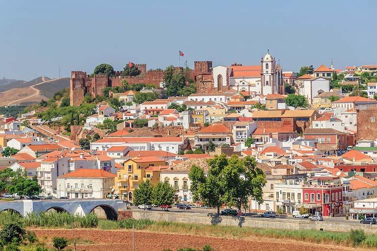 Алгарве солнечный регион Португалии