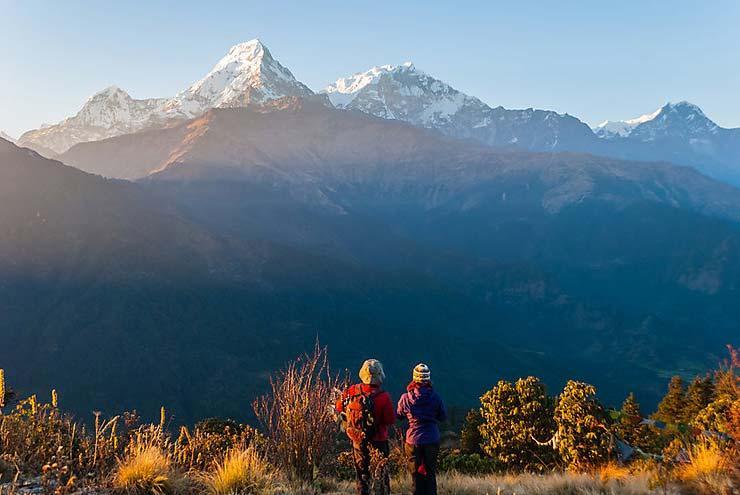 Непал - от Катманду до Гималаев