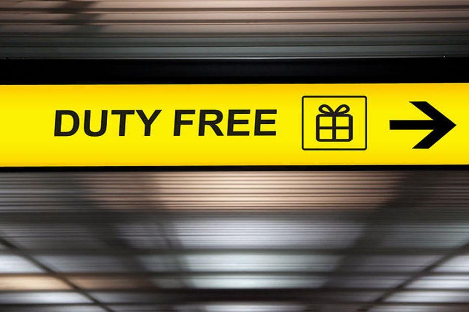 Магазины Дьюти фри в аэропортах