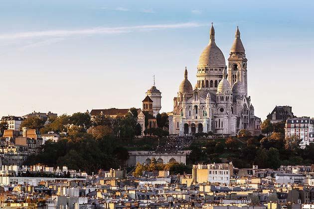Париж без машин