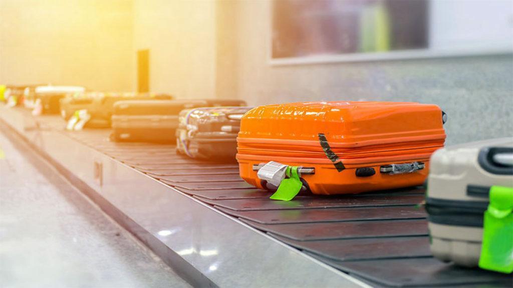 Потеря багажа после рейса