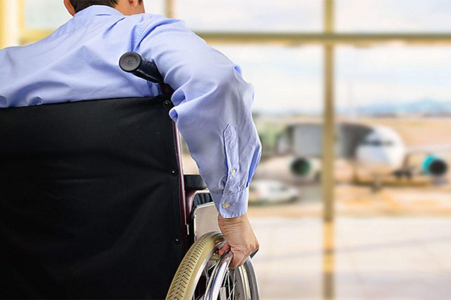 Права инвалида при перелете