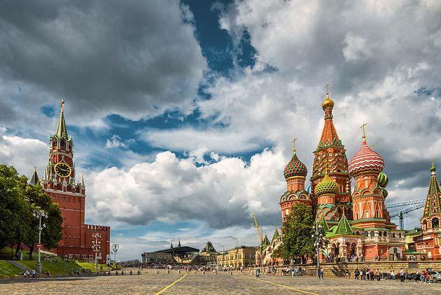 10 лучших мест в Москве