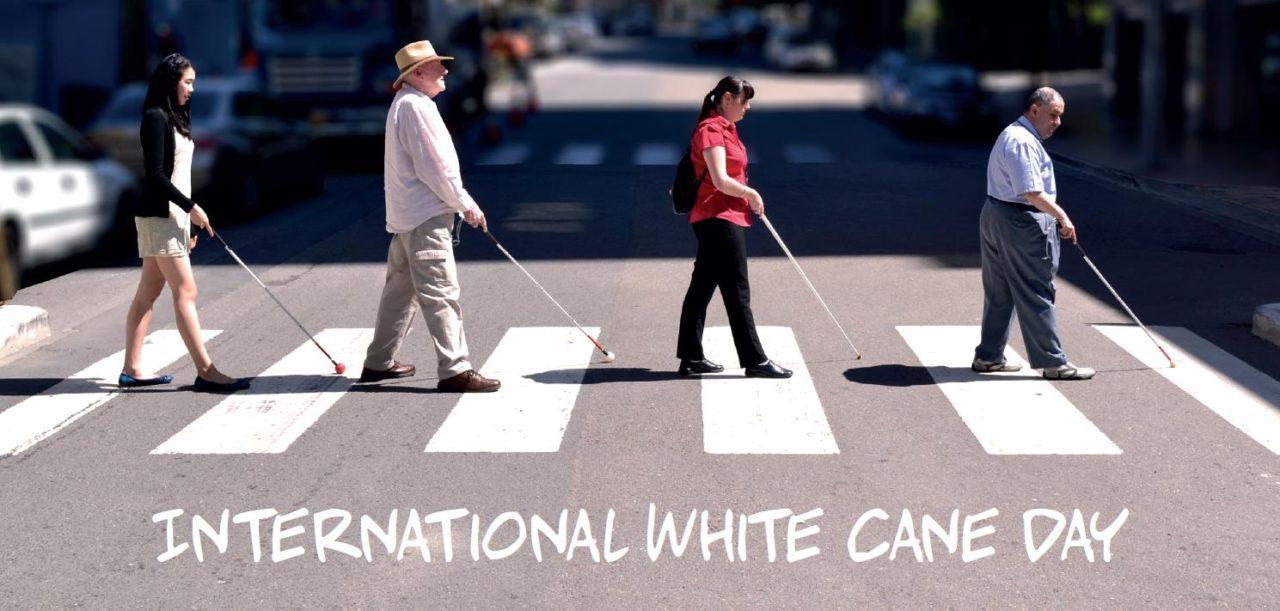Международный день белой трости