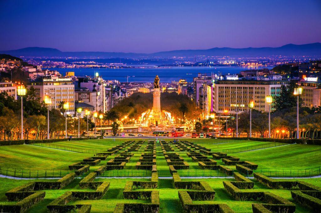 Зеленая столица Европы 2020 Лиссабон