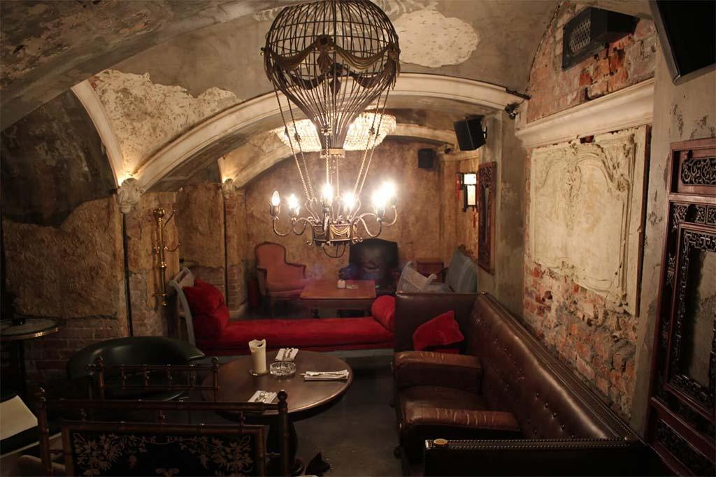Лучшие места куда пойти вечером в Москве