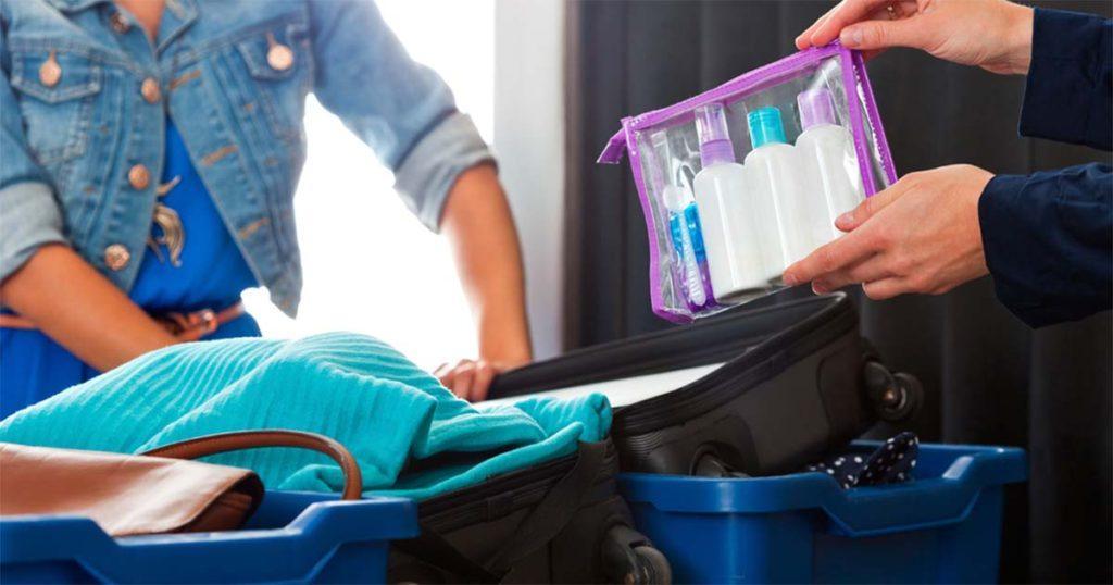 разрешенные жидкости в самолете