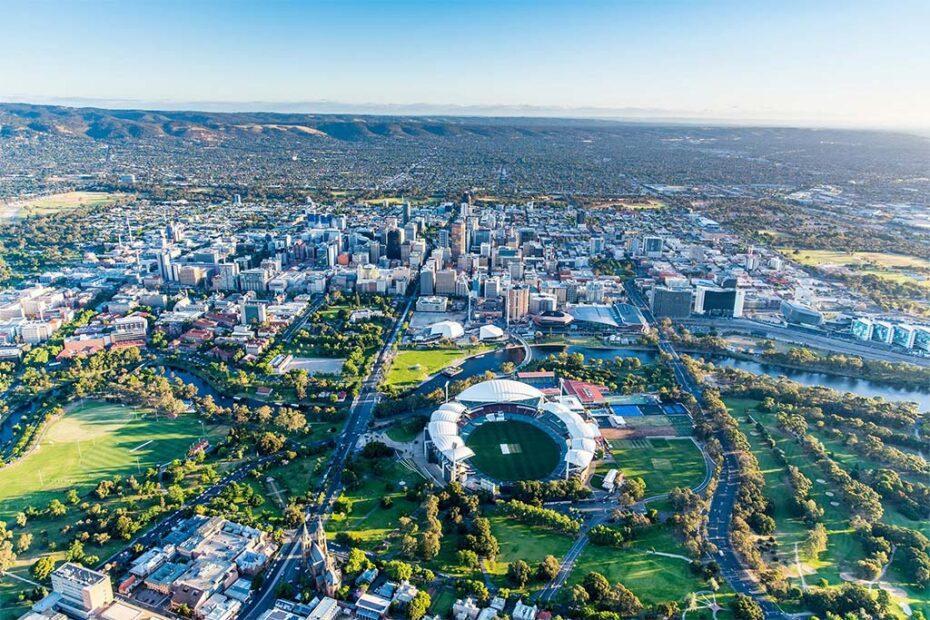 Где остановиться в Аделаиде, Австралия