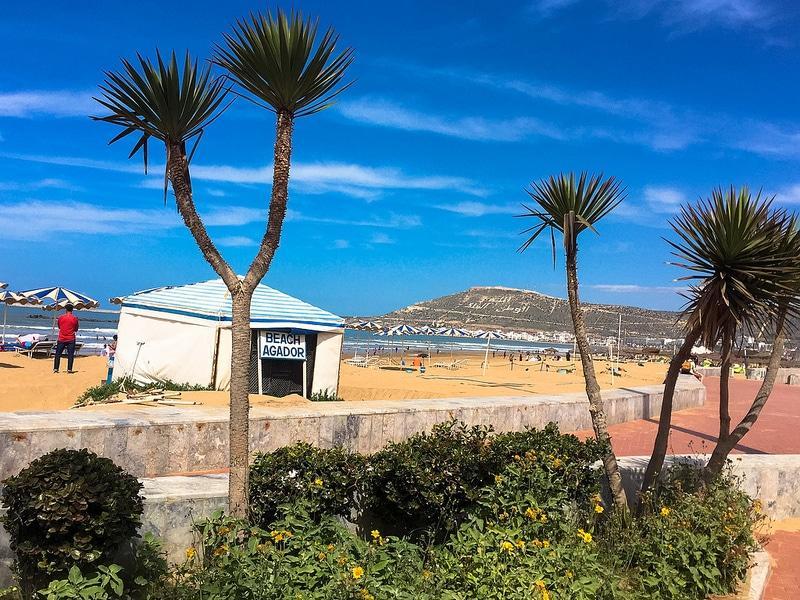 Где остановиться в Агадире, Марокко