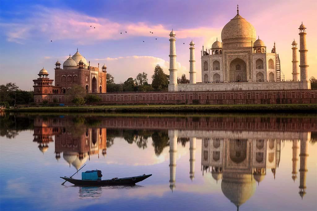 Где остановиться в Агре, Индия