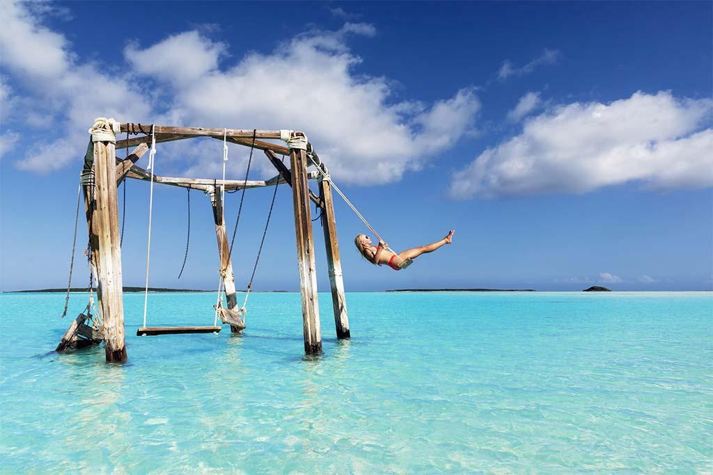 Где остановиться на Багамах ?