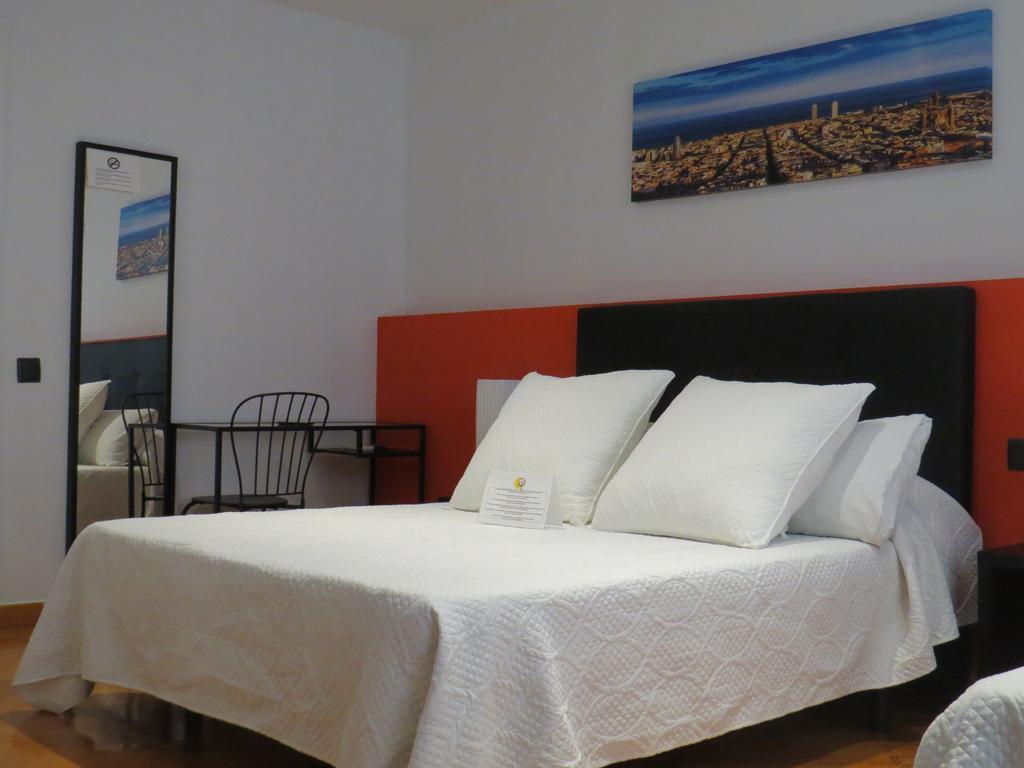 Barcelona City Center Hostal - хостел в Барселоне менее 15 евро