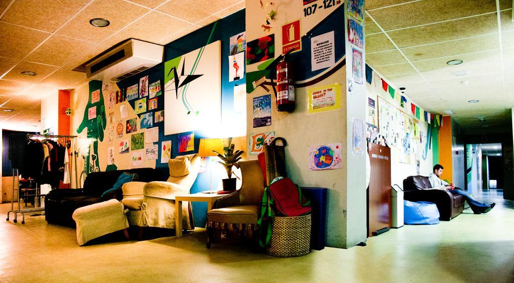 Be Dream Hostel - хостел в Барселоне менее 15 евро