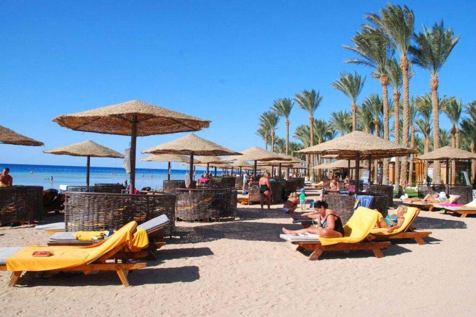 Египет приветствует своих туристов