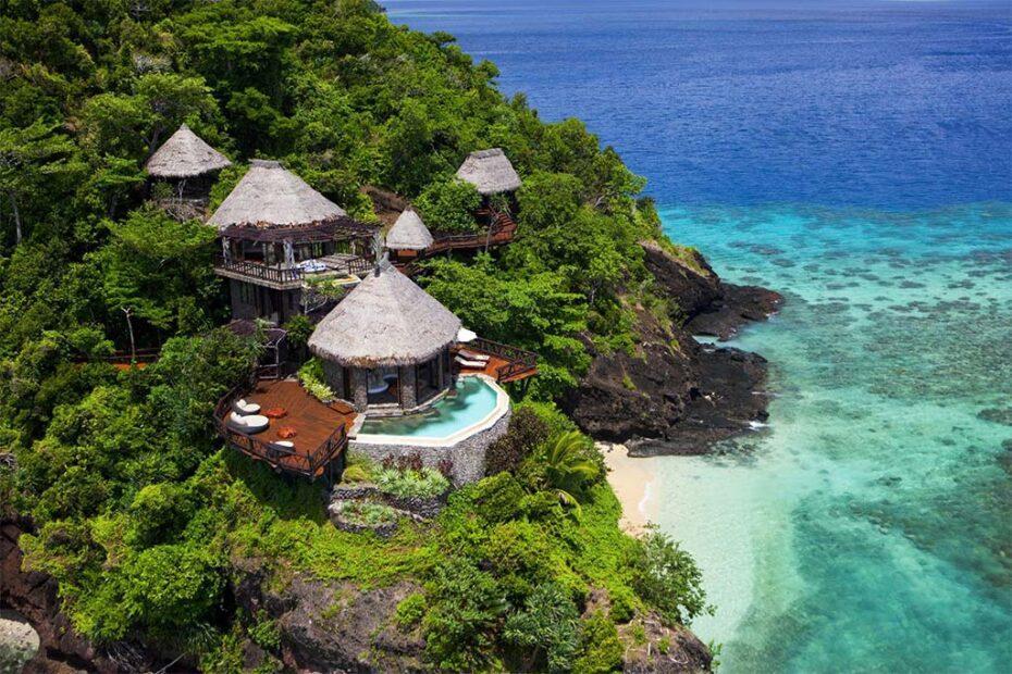 Где остановиться на Фиджи?