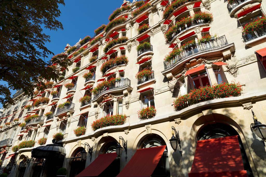 Уникальный Le Plaza Athenée