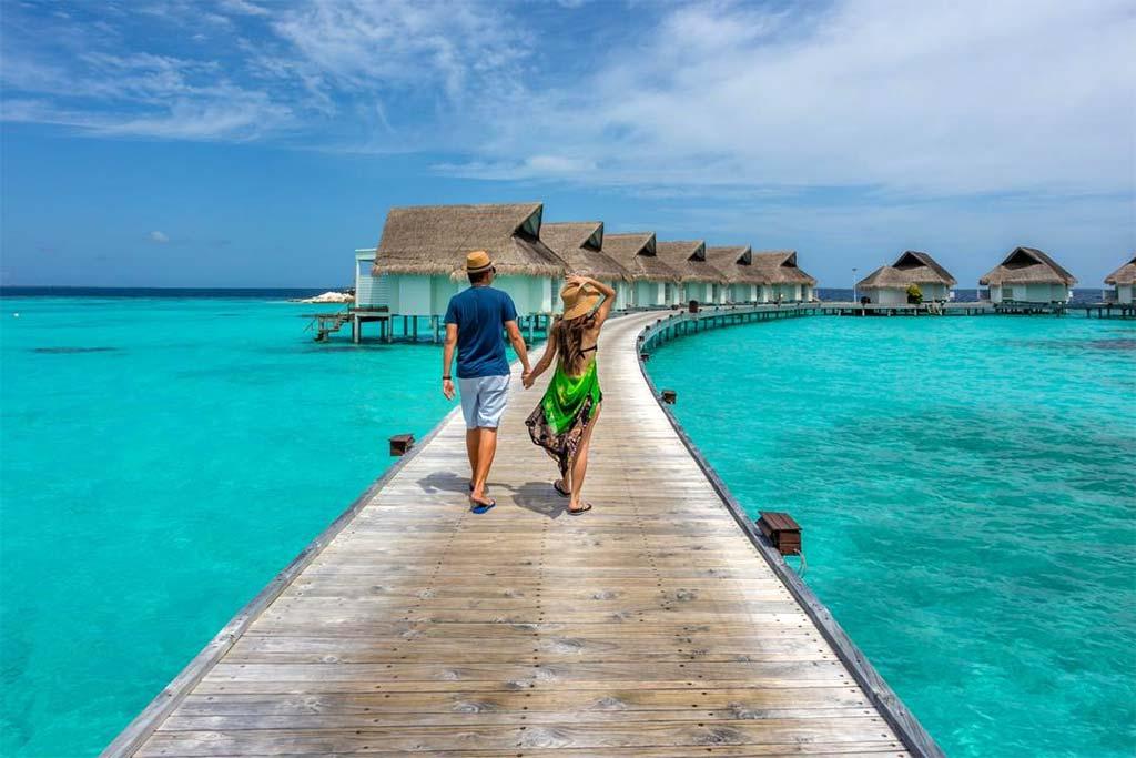 Где остановиться на Мальдивах ?
