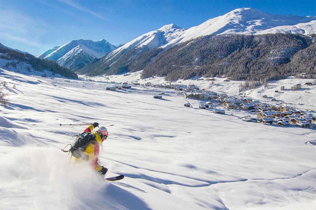 Работа горнолыжных курортов в Европе 2020/2021