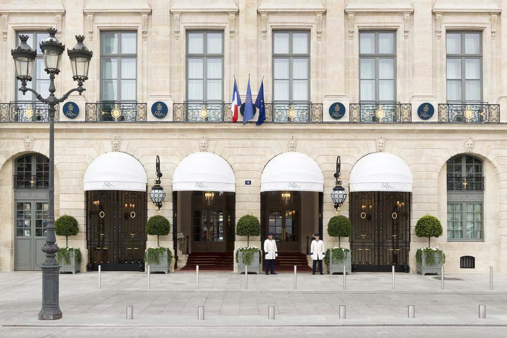 Непревзойденная роскошь отеля Ritz