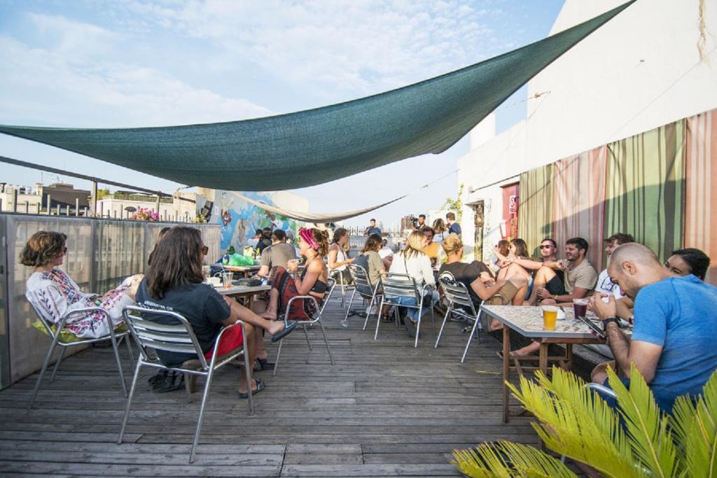 Centric Point Hostel Barcelona - хостел в Барселоне менее 15 евро