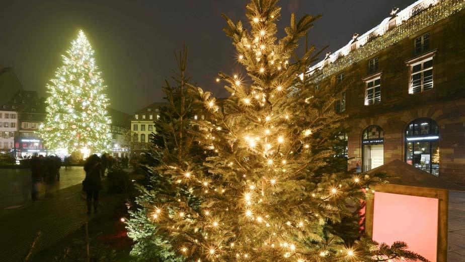 Страсбург, столица Рождества