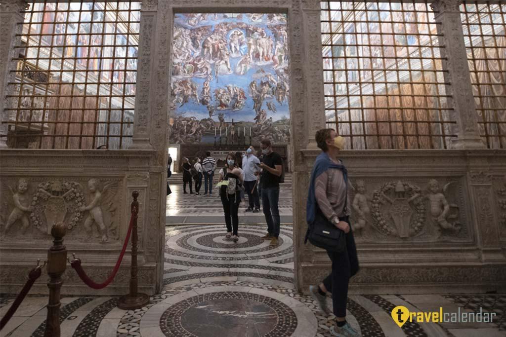 Музеи Ватикана открываются в понедельник 01 февраля 2021 года