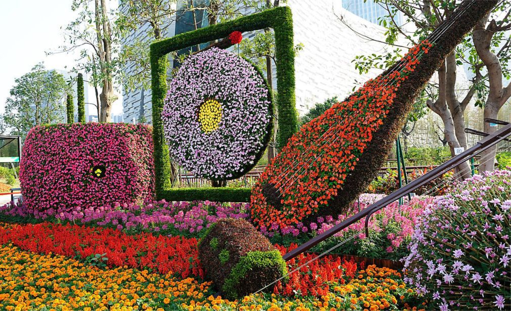 Цветочная ярмарка Фестиваля весны в Гуанчжоу 446967099596547ffe8aef2e6bde8286.jpg
