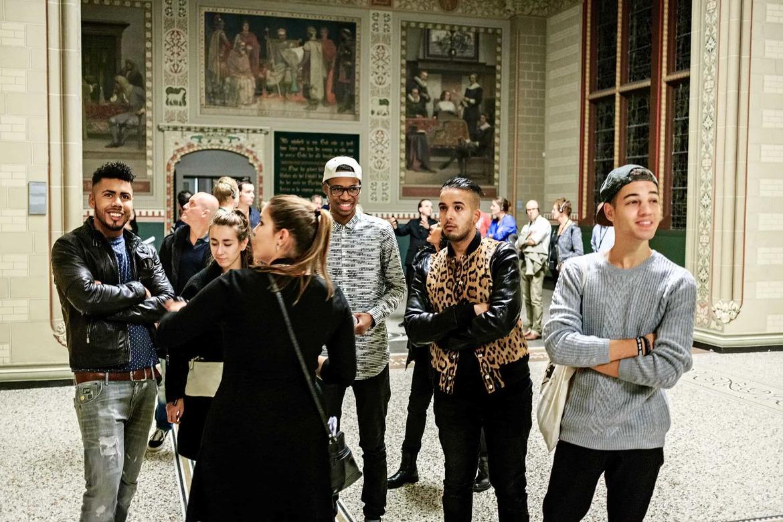 Ночь музеев в Амстердаме 87e1c9efc3b239421d7d754acda1d28a.jpg
