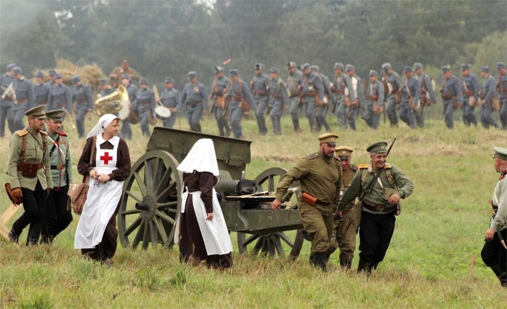 Военно-исторический фестиваль «Гумбинненское сражение» в Гусеве 91b57265bc02494b8f120ef64f0016a4.jpg