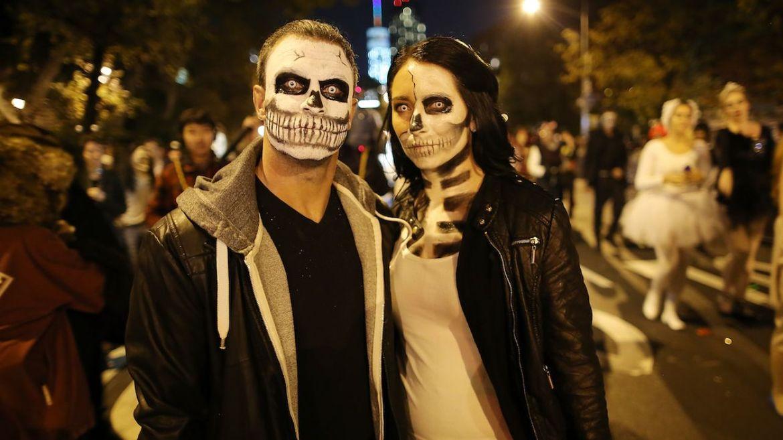 Вилладж Хэллоуин Парад в Нью-Йорке 95f4b6b5a37732484b06e0b62a0a64c3.jpg