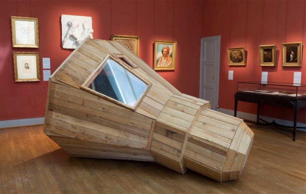 Международная ярмарка современного искусства FIAC в Париже 9a16d4492e46df8f3041bb5b5be0a66c.jpg