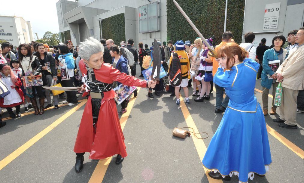 Международная ярмарка AnimeJapan в Токио ee817c6ed35e7a95976c0495f9c9533a.jpg